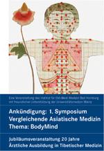 1.SymposiumVergl.AsiatischeMedizin